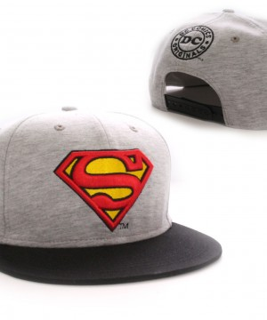 Superman snapback sapka