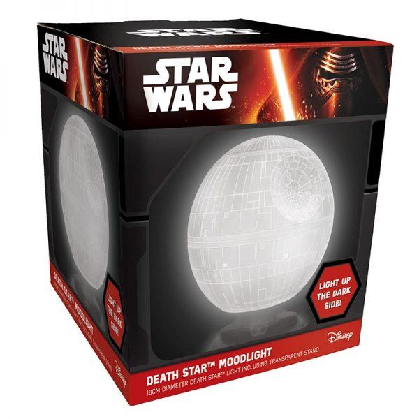 Star Wars Stormtrooper Mood Light Death Star 18 cm