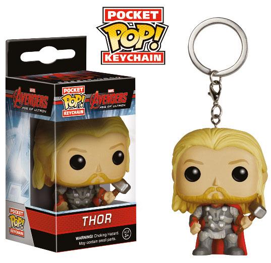 Marvel POP! Kulcstartó – Thor