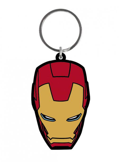 Iron Man kulcstartó