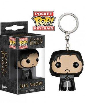 Game of Thrones POP! Kulcstartó – Jon Snow