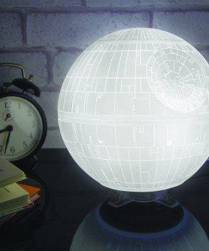 Star Wars hangulat világítás – Death Star / Halálcsillag