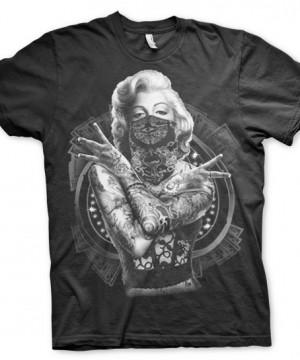 Marilyn Monroe Outlaw póló