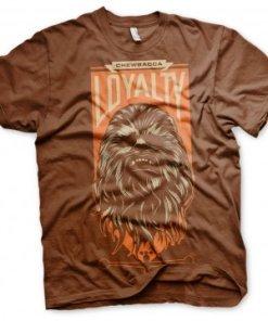 Star Wars – Chewbacca Hűség póló