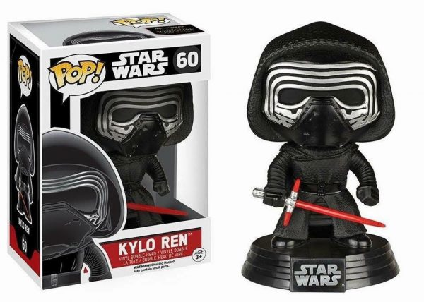 Star Wars Episode VII POP! Figura – Kylo Ren