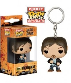 The Walking Dead POP! kulcstartó - Daryl Dixon