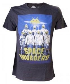 Space Invaders - Asztronauták póló