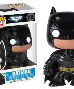 A sötét lovag – Felemelkedés POP! figura - Batman