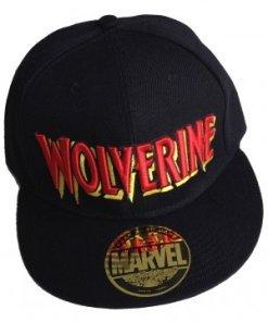 Wolverine sapka (fekete)