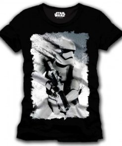 Star Wars Episode VII T-Shirt - Stormtrooper Art