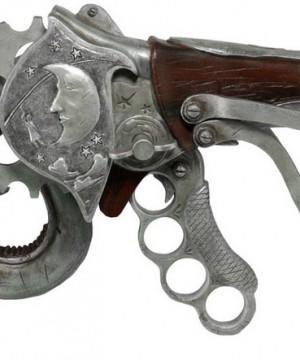 Bioshock Infinite Sky Hook 22-inch Life-Size 1:1