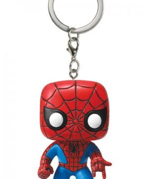 Marvel POP! Kulcstartó – Pókember