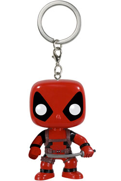 Marvel POP! kulcstartó - Deadpool