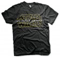 Star-Wars - The Force Awakens Logo póló