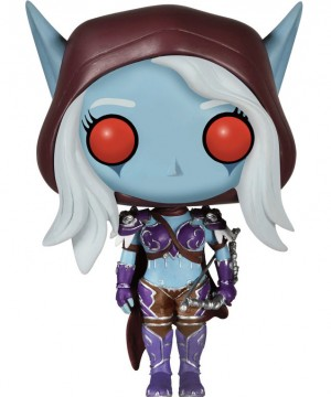 World of Warcraft figura - Lady Sylvanas
