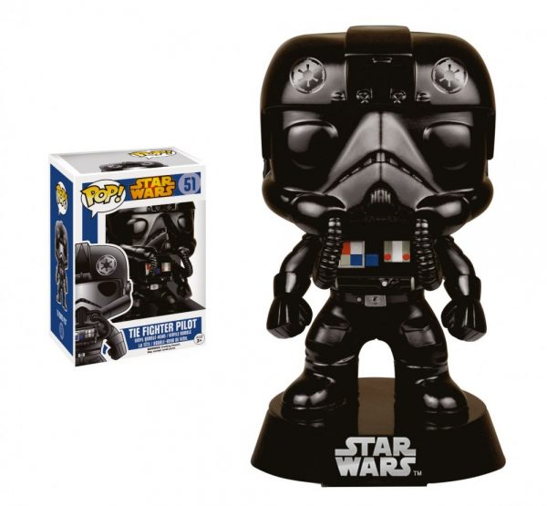 Star Wars figura – Tie Fighter Pilóta