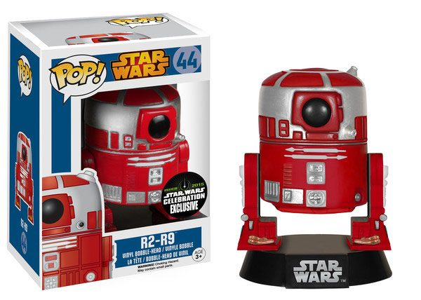 Star Wars POP! Figura – R2-R9