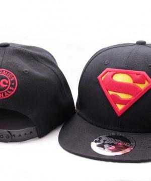 Eredeti DC Comics© fekete Superman sapka, állítható pánttal