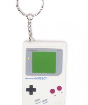 Nintendo Rubber kulcstartó - Game Boy