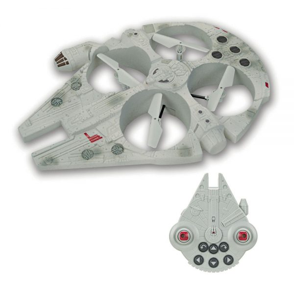 Star Wars Episode VII R/C távirányítós drón - Millenium Falcon
