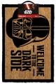 Star Wars Doormat Welcome To The Dark Side 40 x 60 cm