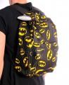 Batman Backpack Mini Logos