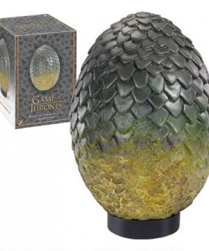 Game of Thrones Dragon Egg Prop Replica Rhaegal 20 cm