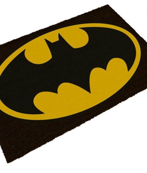 x_sdtwrn02999 DC Comics Doormat Batman Logo 43 x 72 cm