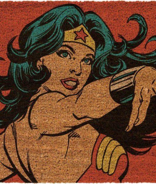 x_sdtwrn89703 DC Comics Doormat Wonder Woman 43 x 72 cm