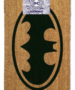 DC Comics Doormat Batman Logo 40 x 60 cm