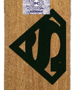 DC Comics Doormat Superman Logo 40 x 60 cm