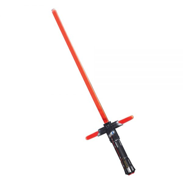 Star Wars Episode VII Ultimate FX Lightsaber 2015 Kylo Ren Exclusive