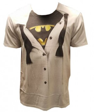 Batman T-Shirt Logo Suit