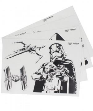 Star Wars VII Matrica szett