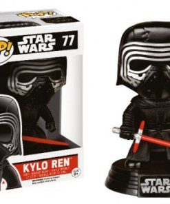 Funko POP! Star Wars Episode VII The Force Awakens - Kylo Ren Helmeted Vinyl Figure 10cm Exclusive limited