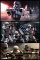 Star Wars Episode VII Poster Pack Stormtrooper Panels 61 x 91 cm