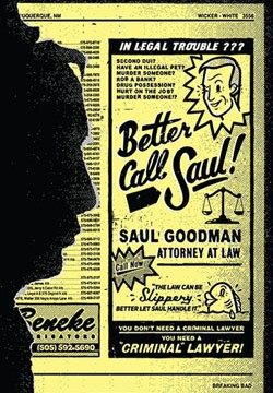 Breaking Bad Poster Pack Better Call Saul 61 x 91 cm