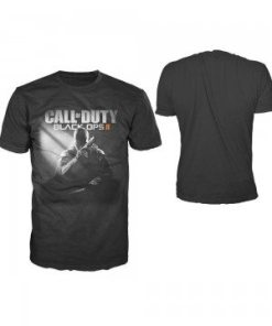 CALL OF DUTY BLACK OPS II - GAME COVER