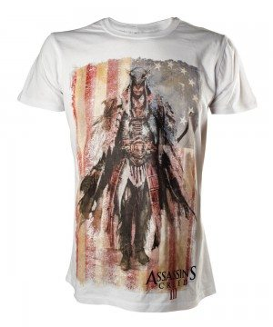 ASSASSIN'S CREED III - CONCEPT ART T-SHIRT