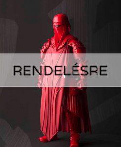 Star Wars Meisho Movie Realization Akciófigura - Akazonae Royal Guard