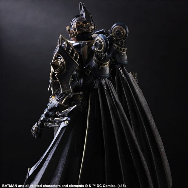 DC Comics Variant Play Arts Kai Actionfigur Batman Timeless Steampunk 27 cm