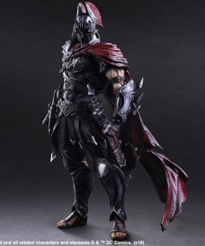 DC Comics Variant Play Arts Kai Actionfigur Batman Timeless Sparta 27 cm
