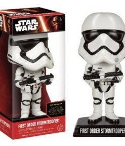 Star Wars Episode VII Wacky Wobbler Wackelkopf-Figur First Order Stormtrooper 15 cm