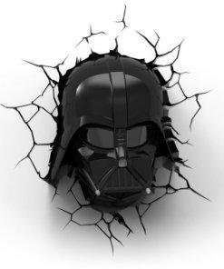 Star Wars 3D LED Light Darth Vader