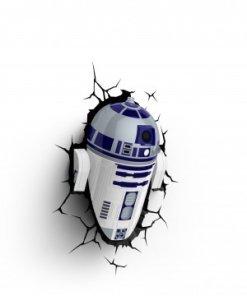 Star Wars 3D LED Light R2-D2