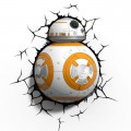 Star Wars 3D LED Light BB-8