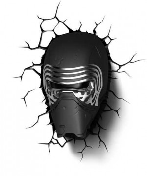 Star Wars 3D LED Light Kylo Ren