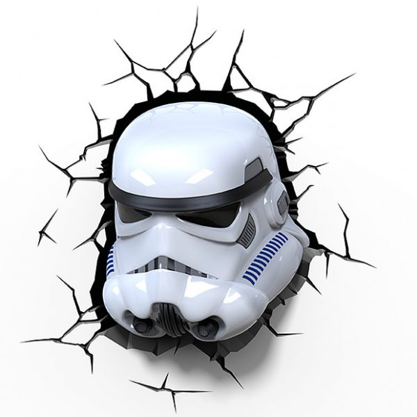 Star Wars 3D LED Light Stormtrooper