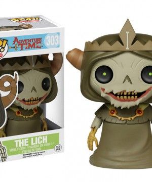 Adventure Time POP! Vinyl Figur The Lich 10 cm