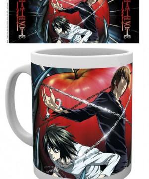 Death Note Mug Duo